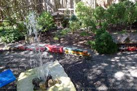 chicago botanic gardens model railroad old faithful