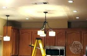 replacing fluorescent light fixture good how to change a bulb and inspirational a70