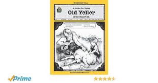 amazon a guide for using old yeller in the clroom literature units 0014467004273 michael levin books