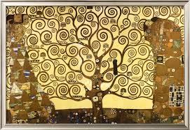 the tree of life gustav klimt painting