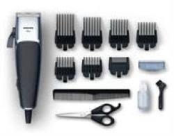 <b>Philips HC5100</b> 13 Pro Hair Clipper <b>Series 5000</b> - Durable Linear ...