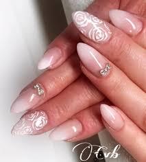 59 Unique Summer Wedding Nail Art Ideas To Make Your Nails Bridal ...