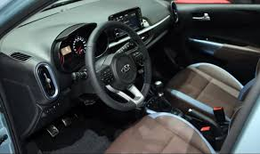 2018 kia picanto. fine 2018 2018 kia picanto interior throughout kia picanto