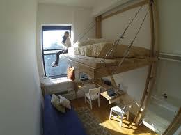 floating loft bed diy diy loft bed floating bed suspension bed brooklyn