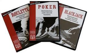 Easy Professional Casino Dealer Job Training Set Poker