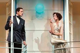 A Review of Noël Coward's 'Private Lives' in Hartford - The New York Times