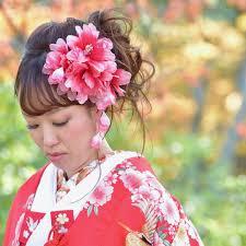京都色打掛け前撮りの髪型と洋髪のメイクキキフォト