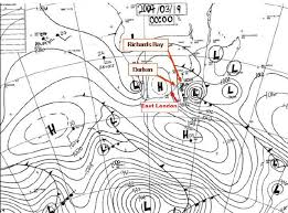 Synoptic Chart Synoptic Chart For 19 March 2007 Indicating Cut Off Low