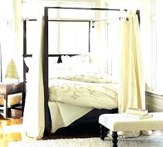 Canopy Bed Curtain Ideas Stunning Decoration Canopy Bed Curtain ...