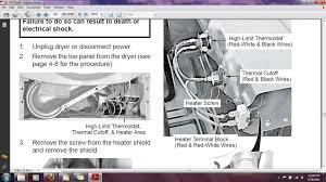 wiring diagram whirlpool duet dryer heating element wiring how to wire a heating element to a thermostat at Heating Element Wiring Diagram