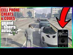You can enter them at any point in offline mode by using the controller inputs listed below, or by dialling the cell phone. Grand Theft Auto 5 Cheats Gta Boom