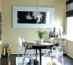 black dining room light small fixture glass above round table with modern fixtures metal l