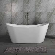 woodbridge b 0011 59 acrylic freestanding bathtub
