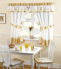 Sunflower Curtains For Kitchen Customize Design Of Your Kitchen Curtains Interior Design Ideas