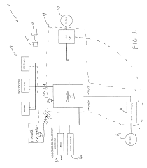 patent us central vacuum cleaner control unit and system patent drawing