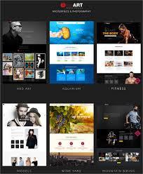 Artist Website Templates Best 28 Art Gallery Website Templates Themes Free Premium Templates