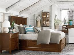 Chatham Storage Bed by Bassett Furniture traditional-bedroom