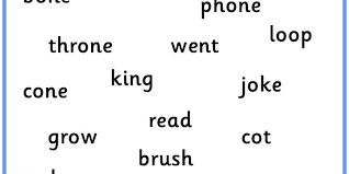 Choose the word that has a particular sound. Finding O E In Text Phonics Worksheets Classroom Secrets