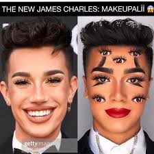These 35 savage memes about james charles will have you cackling. The New James Charles Makeupalii Meme Ahseeit