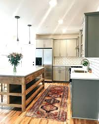rug runners for kitchens washable kitchen runners stunning picture for choosing the perfect kitchen rugs washable