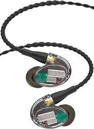 <b>Вставные Hi-Fi наушники</b> Westone UM PRO30 NEW Clear купить ...