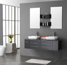 Dark Wood Bathroom Accessories Bathroom 2017 Mid Century Modern Bathroom Vanity Led Light