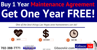 Maintenance Agreement Enchanting HVAC Maintenance Agreement Coupon For MORE Show Gibson Air