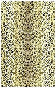 leopard print area rug cheetah rugs target best animal 8x10 bes