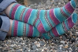 Sock Knitting Foot Size Chart Basic Sock Pattern To Fit Shoe Sizes Uk 2 To 6 Eu 35 To