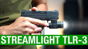 Tlr Weapon Light Super Light Sub Compact Weapon Light Streamlight Tlr 3 Review