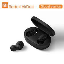 Global Version Xiaomi Redmi AirDots Wireless Earphones Mi True Wireless  Earbuds