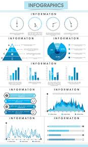 Professional Pie Chart Colors Creative Infographic Bars Pie Charts Arrows And Graphs For