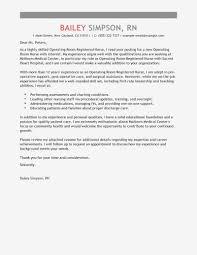 Operating Room Nurse Cover Letter 10 Cover Letter For Aged Care Worker Resume Samples