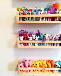 Bekvm Spice Rack My Little Pony Organization Simple And Cheap Toy Organization For