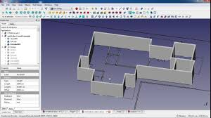 Freecad Part Design Workbench Make A House In Freecad Tutorial Part 2 House Design