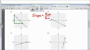 marvellous kuta cm 2 1 finding slope you graphing linear equations using intercept form worksheet maxresde