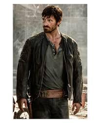 doc leather jacket