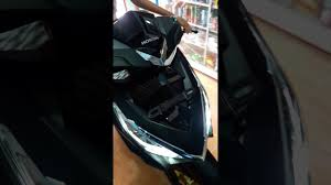 new vario 2017 black gold full aksesoris 6 juli 2017