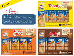 peanut butter crackers brands. Peanut Butter Sandwich Crackers And Cookies Lance Cracker Sandwiches Throughout Brands