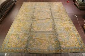 details about mansion sized vintage fl 16x21 savonnerie french aubusson oriental area rug