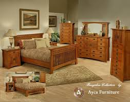 Shaker Bedroom Furniture Sets Solid Oak Bedroom Sets Amish Monterey Solid Oak Shaker Bedroom