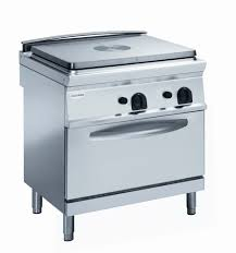 Gas Range With Gas Oven Ppf70gg7 Tecnoinox Gas Solid Top Range With Gas Oven