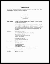 91 Sample Student Cover Letter For Internship Biotech Objective