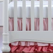 linen crib skirt belgian flax linen crib skirt linen crib skirt
