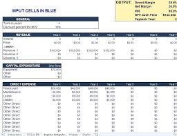 Excel Spreadsheet For Business Expenses And Proforma Invoice Pro