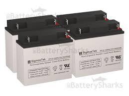 Apc Rbc55 Compatible Batteries