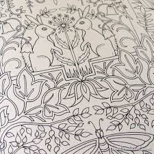 coloring books for embroidery designs if you re familiar with secret garden