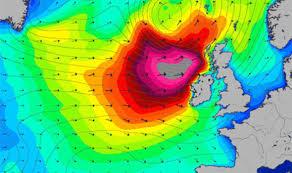 North Atlantic Weather Charts Storm Barbara Live Latest Path Updates Maps Charts And