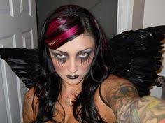 fallen angel makeup google search