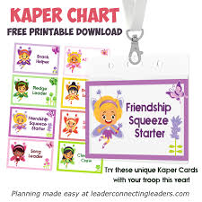 Kaper Charts For Girl Scouts Template 12 Amazing Resources To Help You Plan And Organize Your